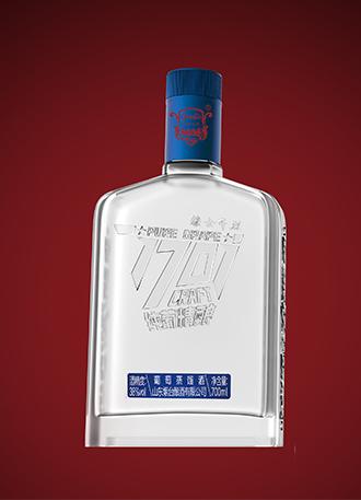 1701纯葡精酿·蓝标